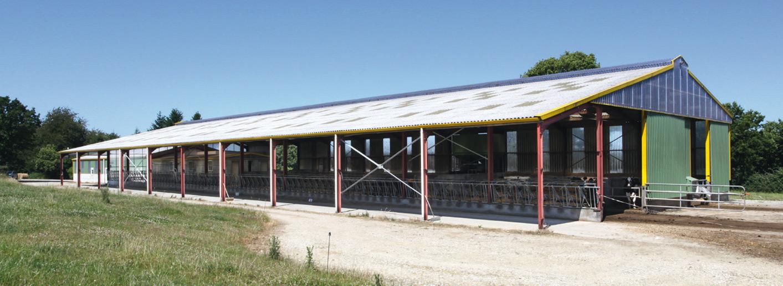Deniau construction for Plan de batiment agricole